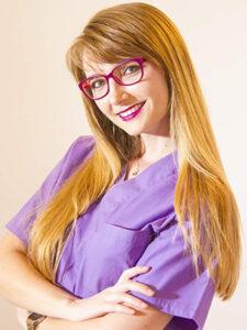 Portrait Livia Strugari